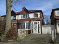 3 bed semi detached property in Kingsway, Burnage...