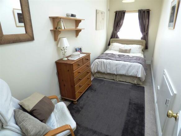 Reception Room/Bedroom Four: