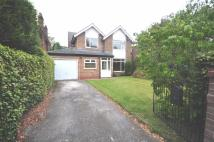 Detached home in Dene Road, Didsbury...