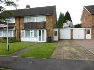 semi detached house in Hopground Close...