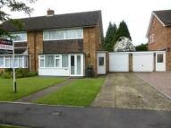 semi detached house in Hopground Close...