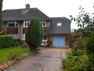 Napsbury Lane semi detached house for sale