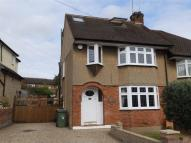4 bedroom semi detached home in Orchard Close...