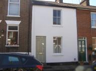 Terraced house in Grange Street, St. Albans