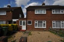 2 bedroom semi detached house in Camp Road, St. Albans