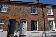 Terraced home for sale in Portland Street...