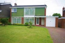 Detached home for sale in Longmeadows...