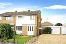 semi detached home in Glebe Road, Deanshanger...