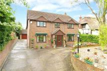 Detached house for sale in Westbrook End...