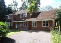 Binstead Copse Detached property to rent
