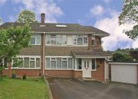 semi detached property in Church Crookham, FLEET
