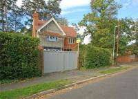 Detached property in Church Crookham