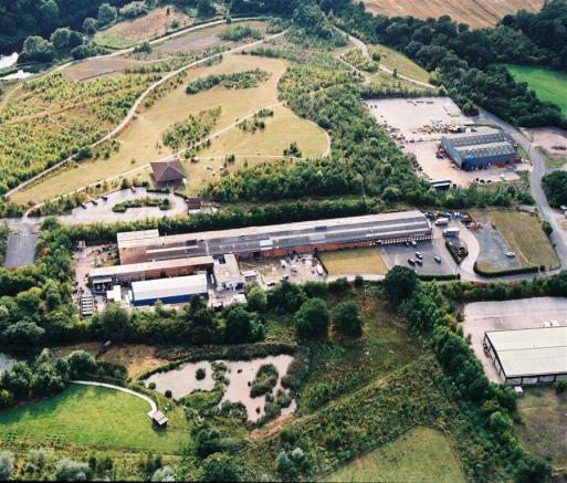 Industrial Property: Commercial Property For Sale In Alveley Industrial Estate