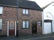 1 bedroom Terraced house to rent in Moat Street, Bridgnorth...