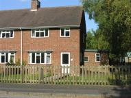 semi detached property to rent in The Crescent Cookley...