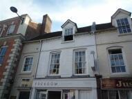 Flat to rent in High Street, Bridgnorth...