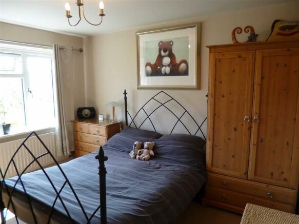 Bedroom 2 - Rear - Double
