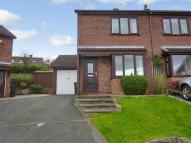 2 bed semi detached house to rent in Whittal Close...