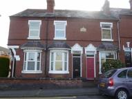 Terraced home in Franchise Street...