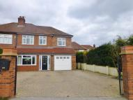semi detached house for sale in Temple Lane...