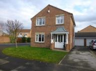 Detached home in Lundy Close, YORK