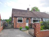 2 bed Semi-Detached Bungalow in Maple Grove, Fulford...