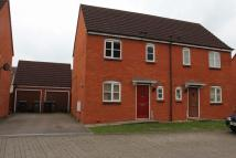 3 bed semi detached home in Poppy Close, Calne