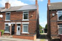 2 bed End of Terrace house in 23, Creswell Road...