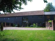 Barn Conversion for sale in Hall Barn...