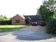 Detached Bungalow in The Street, Westhorpe