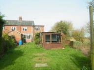 3 bedroom semi detached property to rent in Pettaugh Lane, Gosbeck
