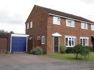 semi detached property to rent in Kipling Way, Stowmarket