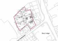 Land for sale in Beech Terrace, Stowmarket