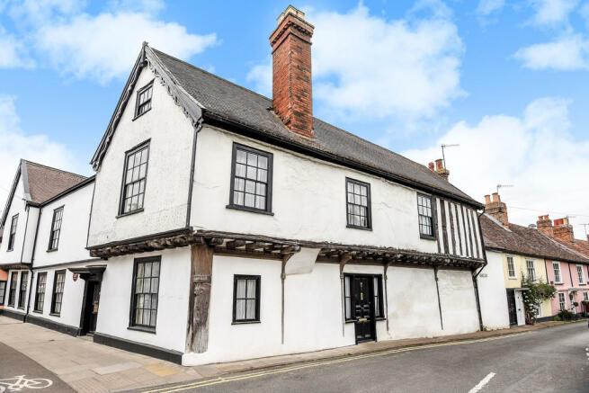 4 Bedroom Detached House For Sale In Bury St Edmunds