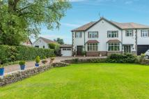 semi detached property in Chorley New Road...