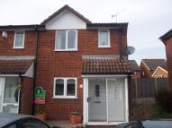 semi detached house in Lakeside Close...