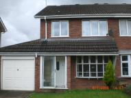 Reynolds Grove semi detached house to rent