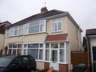 3 bed semi detached house to rent in Blackburn Avenue...