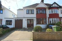 4 bed semi detached house in Carlton Avenue East...
