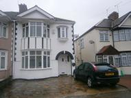 3 bed semi detached property for sale in Kathleen Avenue, Wembley...