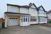 semi detached house in Ashley Gardens, Wembley...