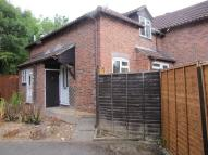 1 bed house in Kestrel Close...