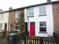 Terraced property to rent in Hummer Road, Egham