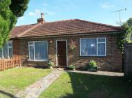 Semi-Detached Bungalow to rent in Vegal Crescent...