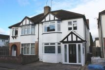 Crown Street semi detached house to rent