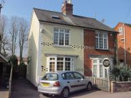 2 bed semi detached house to rent in St Judes Road, Egham