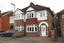 3 bedroom semi detached property to rent in Denham Road, Egham