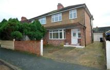 semi detached house to rent in Hythe Field Avenue...