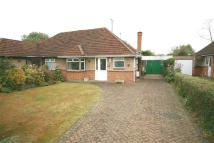 Bungalow in Bricket Wood, St. Albans...