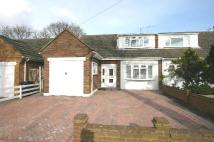 3 bed semi detached house for sale in The Meads, Bricket Wood...